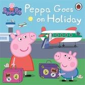 Peppa Pig:Peppa Goes On Holiday 佩佩豬出國去 平裝本故事書