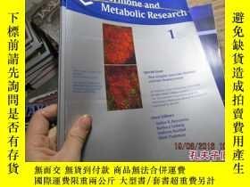 二手書博民逛書店hormaone罕見and metabolic research