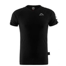 KAPPA義大利 迪士尼精典限量聯名款吸濕排汗短袖衫~黑 304IRU0911*TSH182