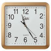 【優選】掛鐘客廳表家用石英鐘方形靜音時鐘