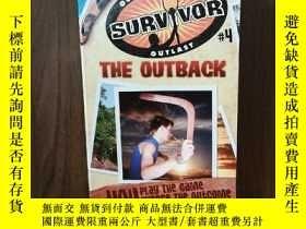 二手書博民逛書店The罕見Outback (Survivor)Y12800 Tracey West Tracey West I