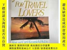 二手書博民逛書店罕見~ 外文書 Jobs for Travel Lovers: Opportunities at HY2052