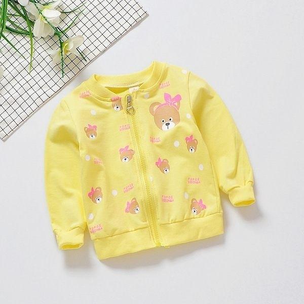 超低折扣NG商品~寶寶外套 嬰幼兒毛圈外套夾克 童裝 XZH10804 好娃娃