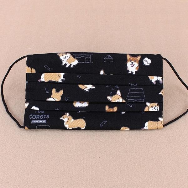 雨朵防水包 U369-008 小孩-口罩套平面四摺