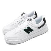 New Balance 休閒鞋 CT20 白 黑 綠 男鞋 運動鞋 復古慢跑鞋 【ACS】 CT20CWGD