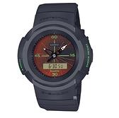 CASIO 卡西歐 GSHOCK系列 全新風格 運動腕錶 AW-500MNT-1A