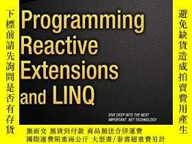 二手書博民逛書店Programming罕見Reactive Extensions And LinqY256260 Jesse