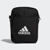 Adidas EC Org [ED6877] 側背包 斜背 方便 收納 可調 肩帶 輕量 隨身 黑
