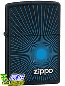 [美國直購 ShopUSA] Zippo Starburst Blue Lighter 24150 $1076