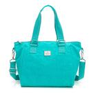 PLAYBOY-手提包附長背帶 輕亮夏日系列 -綠色