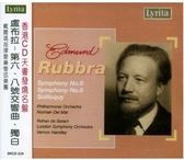 【停看聽音響唱片】【CD】盧布拉:第六、八號交響曲、獨白 / 戴爾瑪 指揮 愛樂管弦樂團