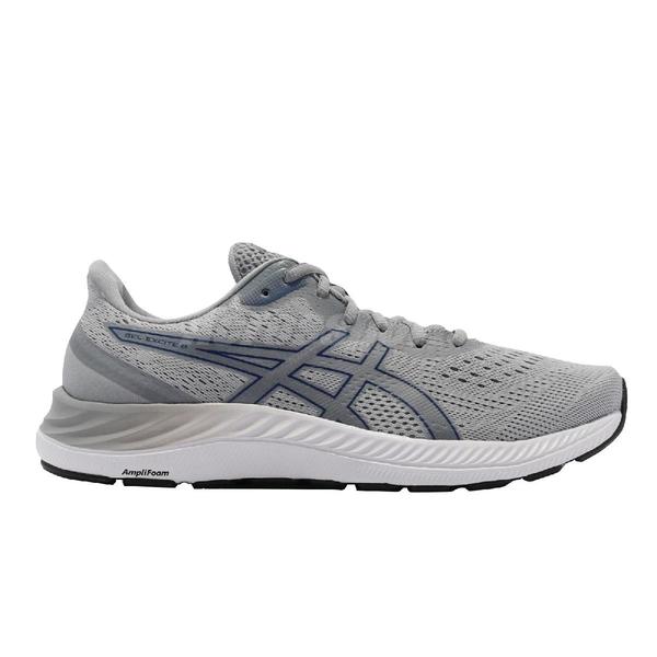 Asics 慢跑鞋 GEL-Excite 8 男鞋 灰 藍 緩震 亞瑟士 運動休閒鞋【ACS】 1011B036026