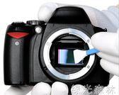 鏡頭清潔筆 清潔棒套裝半畫幅相機傳感器清洗劑數碼單反CCD清理工具 綠光森林