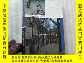二手書博民逛書店Murder罕見in Clichy 32開【內頁乾淨】Y1089