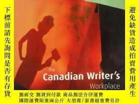二手書博民逛書店英文原版罕見加拿大作家工作坊 canadian writer`s workplaceY23715 如圖 如圖