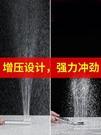增壓花灑噴頭大出水淋浴家用加壓沐浴淋雨洗澡浴室套裝手持蓮蓬頭 小時光生活館