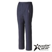 PolarStar 中性防潑水保暖長褲 『黑藍』P15413
