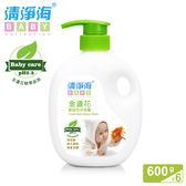 清淨海 BABY系列金盞花嬰幼兒沐浴露 600g (6入組)