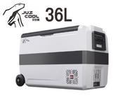 丹大戶外【艾比酷】LG-D36車用雙槽雙溫控冰箱36L(含車用12V插座)