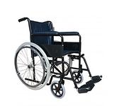 輪椅A款-烤漆單煞/ 經濟型輪椅 / 醫院專用/ 捐贈用輪椅/ FZK105
