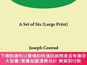 二手書博民逛書店A罕見Set Of SixY255174 Joseph Conrad Echo Library 出版2005