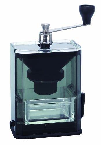 【日本代購】  Hario 哈里歐 手動磨豆機透明咖啡研磨機 MXR- TB