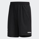 ADIDAS 3-STRIPES 黑 運動短褲 透氣 男(布魯克林) FL0335