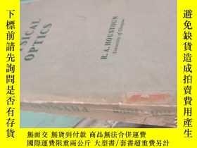 二手書博民逛書店PHYSICAL罕見OPTICS物理光學Y107628 R.A.