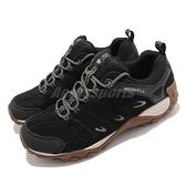Merrell 戶外鞋 Crosslander 2 黑 膠底 男鞋 登山鞋 低筒 耐磨防滑【ACS】 ML034683