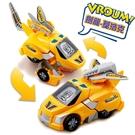 【 Vtech 聲光玩具 】聲光變形恐龍車-劍龍 -莫浩克 / JOYBUS玩具百貨