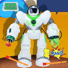 【瑪琍歐玩具】紅外線遙控機械戰警/5088-1