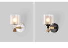 【燈王的店】北歐風 壁燈1燈 樓梯燈 床頭燈 白301-98314-1 黑301-98314-2