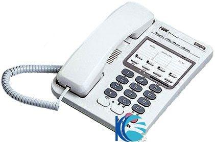 聯盟 ISDK-4TS  4外線標準型數位電話機-[總機系統  企業電話系統]-廣聚科技