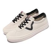 Vans Style 73 DX 米白 V Logo 復古 麂皮 小白鞋 男女鞋 全尺寸【ACS】 VN0A3WLQTIP