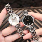 香港金米歐Kimio簡約女士錬條手錶防水表配飾禮物  igo 遇見生活
