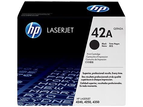 Q5942A HP原廠碳粉匣 適用 LJ4250/4350