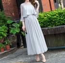 (45 Design) 連衣裙禮服長洋裝短袖洋裝連身裙婚禮洋裝蕾絲洋裝雪紡洋裝套裝長袖洋裝6