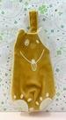 【震撼精品百貨】招財貓_招き猫~日本招財貓零錢包/置物袋-黃咖啡#09941