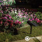 太陽能射燈草坪燈地插燈庭院燈家用戶外壁燈防水太陽能投光燈
