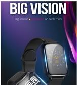 新款B57 彩屏智能手環心率血壓血氧計步運動來電提醒藍芽防水手環 3C公社
