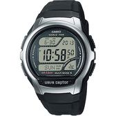 CASIO日限電波 WV-58J-1A 世界五局電波對時腕錶 WV-58J-1AJF 熱賣中!