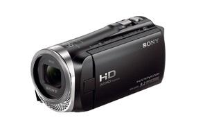【震博】SONY HDR-CX450 數位高畫質攝影機 (台灣索尼公司貨) 送NP-FV50A原廠電池