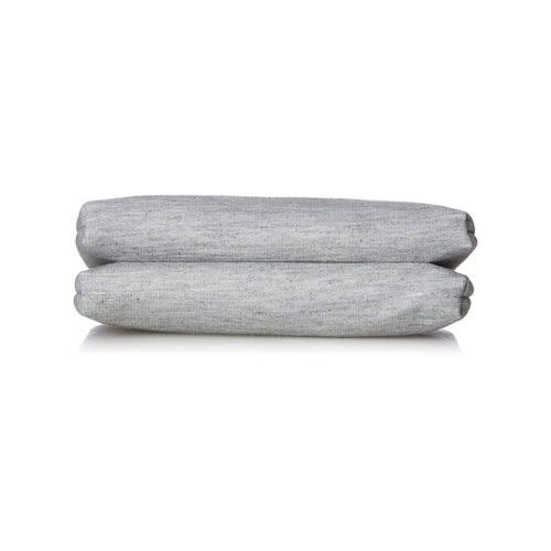 SNOOPY棉布雙層刺繡化妝包/收納包(施羅德鋼琴)★funbox★Marimo_FT33237