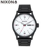 NIXON手錶 原廠總代理A356-005 THE SENTRY SS  潮流時尚鋼錶帶 男女 運動 生日情人節禮物