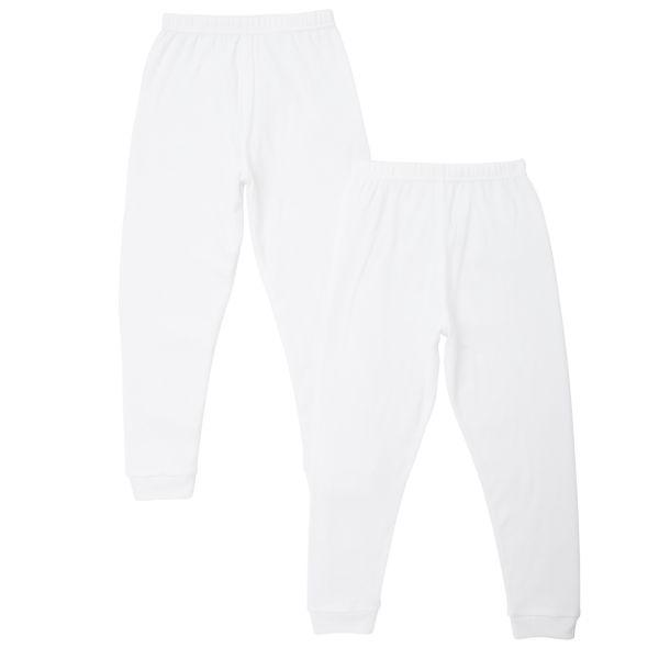 mothercare 2入舒適保暖長褲-男童內著(M1C6575)3~10歲