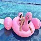 游泳圈 充氣-超大舒適天鵝造型水上活動坐騎浮板2色73ez5【時尚巴黎】