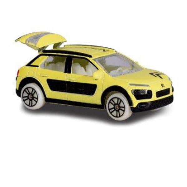 美捷輪 Majorette 限定車款第4彈 雪鐵龍 Citroën C4 Cactus 夜光 TOYeGO 玩具e哥