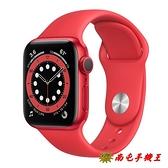 〝南屯手機王〞Apple Watch Series 6 LTE版 44mm 鋁金屬錶殼 + 運動型錶帶【免運費宅配到家】