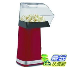 [停止供貨請改買Cuisinart] 爆米花機 Cuisinart CPM-100 EasyPop Hot Air Popcorn Maker Red