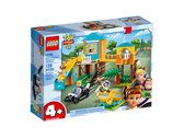 【LEGO樂高】初學系列 Juniors 玩具總動員4 巴斯光年 & 寶貝的遊戲場冒險 l#10768